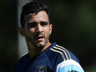 Henrique é o novo atacante do Palmeiras