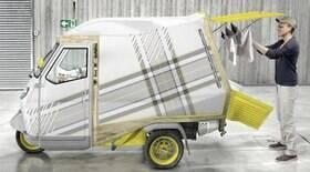 O minimotorhome Bufalino é a menor casa sobre rodas