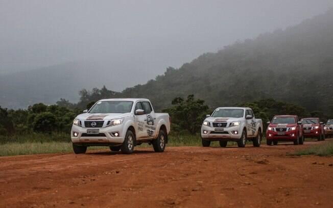 Após 500 km de aventuras, mais 500 km nos aguardavam para chegar ao sul de Santa Catarina