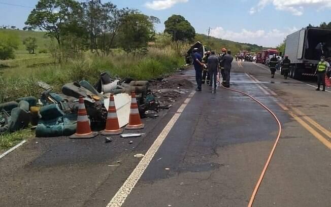 Acidente em rodovia ocorreu nesta quarta-feira (25)
