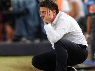 Walter Mazzarri assume o comando técnico da Inter de Milão e promete mudanças