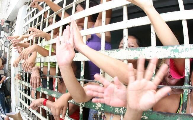 Para ONU, prisões superlotadas são um dos principais problemas do Brasil na área de direitos humanos