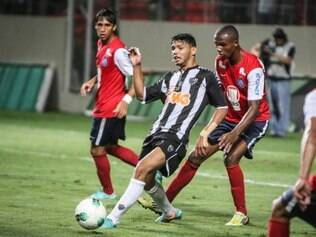 Atacante Carlos é o artilheiro do Galo na Copinha, com oito gols