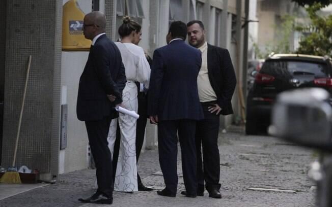 Advogados das partes envolvidas estiveram na Delegacia de Homicídios de Niterói e São Gonçalo