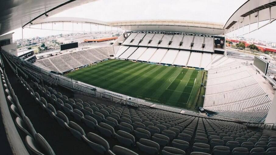 Neo Química Arena deve receber cerca de 1.500 convidados para jogo do Brasil