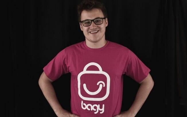 Pedro Rabelo, CEO do Bagy