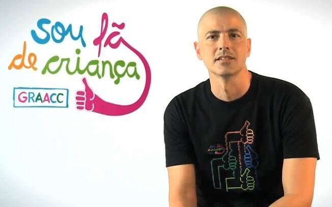 Reynaldo Gianecchini na campanha