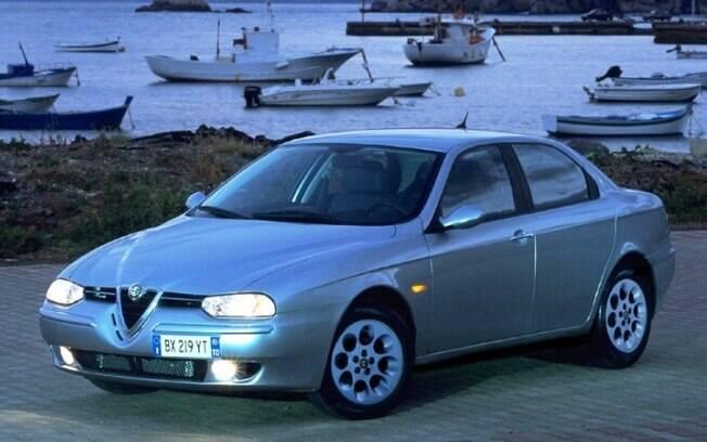 Alfa Romeo 156 está eternizado no coração dos entusiastas, ainda que seja um entre os carros difíceis de consertar