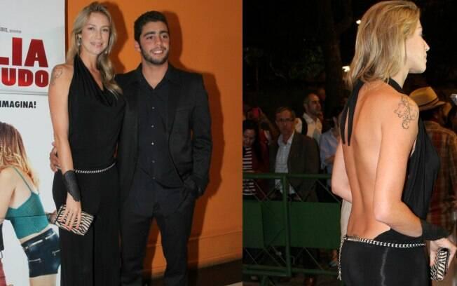 Luana Piovani e seu marido Pedro Scooby