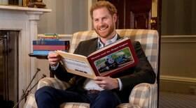 Príncipe Harry nega lançamento de livro para o pós morte de Elizabeth II