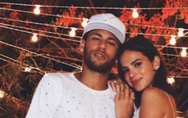 Neymar e Bruna Marquezine passaram Ano Novo Juntos em Fernando de Noronha