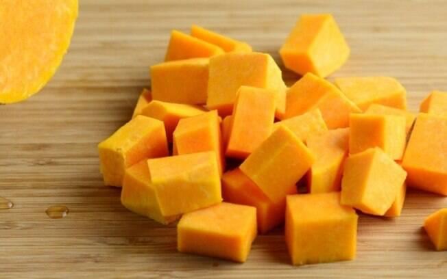Corte de legumes carré