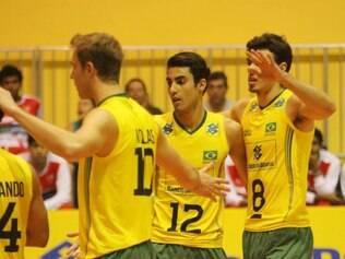 Atuando em casa, brasileiros tiveram grande início e enfrentarão Colômbia no segundo jogo