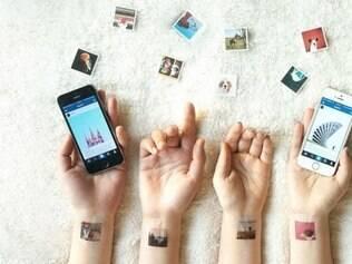 Fotos do Instagram agora podem virar tatuagens