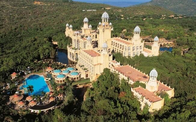 The Palace, único 6 estrelas do continente africano fica em Sun City