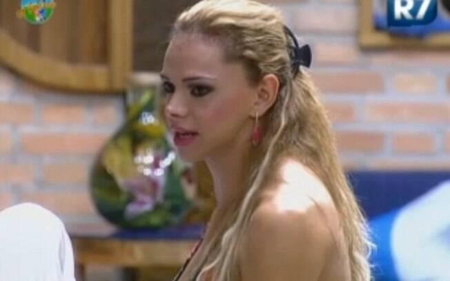 Léo Áquila: surpresa com o carinho que recebeu de Gustavo Salyer