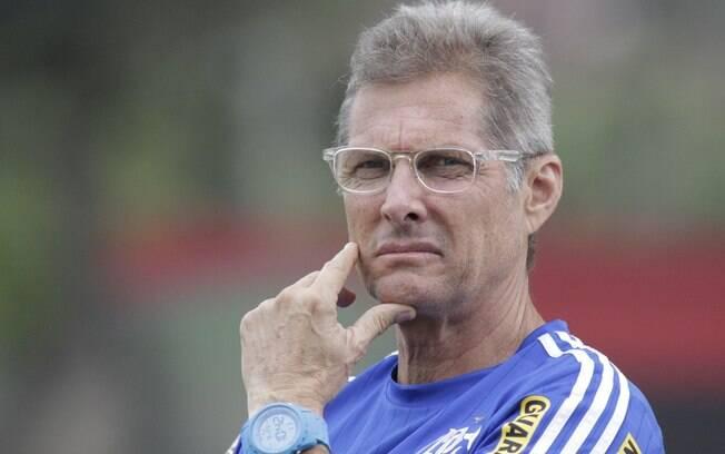Oswaldo de Oliveira é o novo técnico do Atlético-MG neste ano de 2017