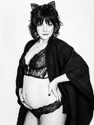 Regiane Alves está gravida do segundo filho