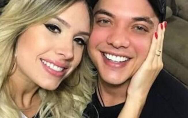 Wesley Safadão e Thyane Dantas esperam pelo segundo filho