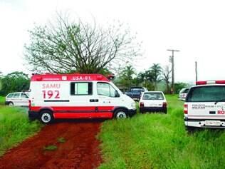Distância. Cobrindo uma área extensa, viaturas do Samu de Uberaba chegam a se deslocar até 300 km para fazer um único atendimento