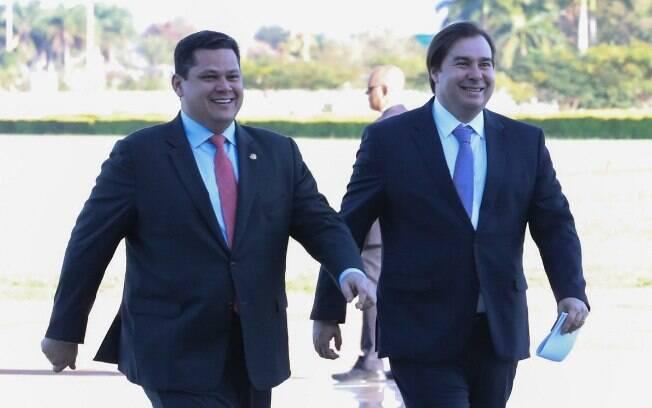 Presidente da Câmara minimizou declaração de Bolsonaro: