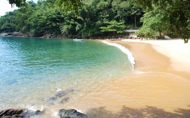 Prática de mergulho é liberada na Ilha Anchieta, tornando possível que os visitantes contemplem a beleza do local