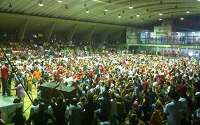 Nessa sexta-feira (10), professores da rede estadual de Pernambuco decidiram entrar em greve durante assembleia