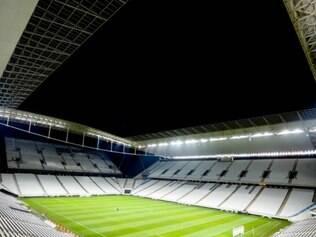 Arena Corinthians foi o estádio de inauguração da Copa do Mundo de 2014