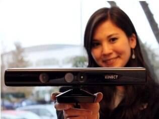Kinect para Windows chega em junho ao Brasil