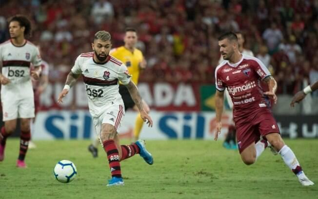 Fortaleza pede impugnação da partida contra o Flamengo