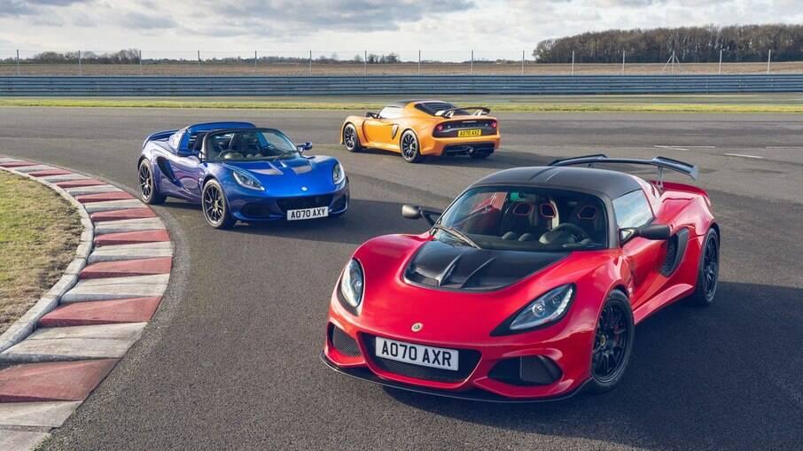 Lotus Final Edition:  esportivos a combustão estão começando a fazer parte de uma era que está acabando