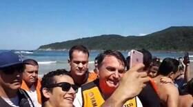 CGU nega que Bolsonaro estivesse de férias quando viajou e gastou R$ 2,3 milhões