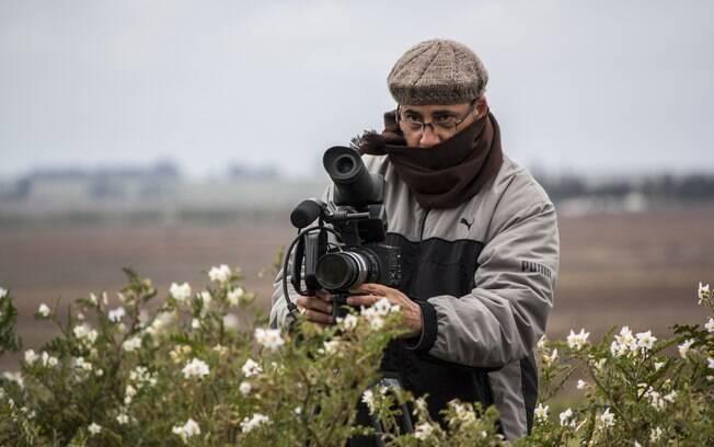 O diretor Guilherme Azevedo. Foto: Divulgação