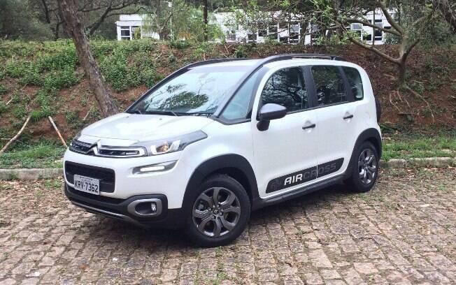 Citroën Aircross: visual renovado e moderno, mas que não chega a ser um SUV da moda, atrapalha a vida do modelo