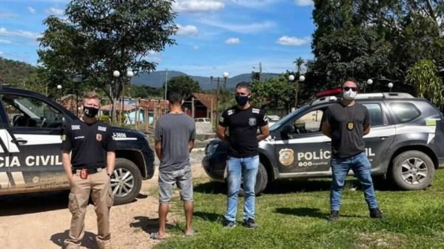 Padastro estupra enteada de oito anos, em Goiás
