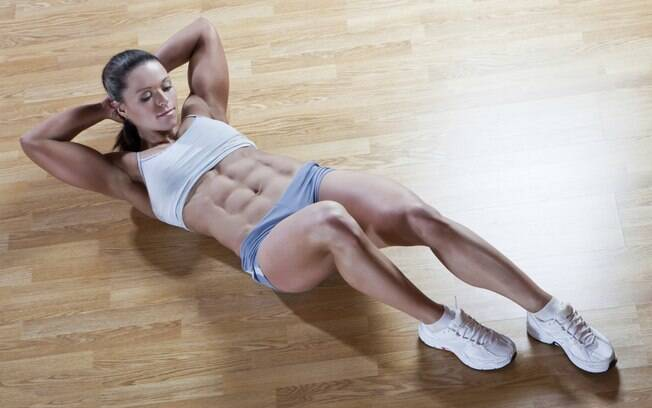 Você sabe fazer abdominal?