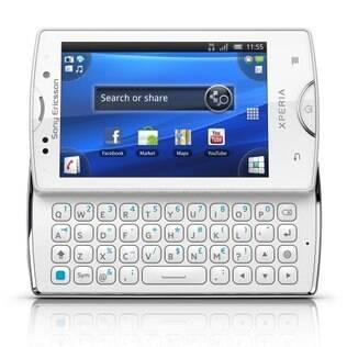 Xperia Mini Pro, smartphone da Sony