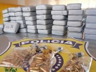 Mineiro contou que receberia R$ 5 mil para legar droga e munições do Paraguai para o Mato Grosso do Sul