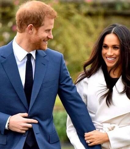 Harry e Meghan compram mansão de R$ 80 milhões