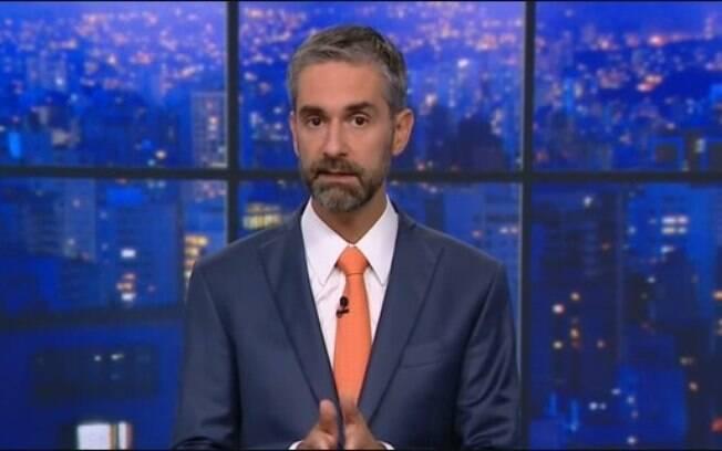 Augusto anunciou que continuará na emissora