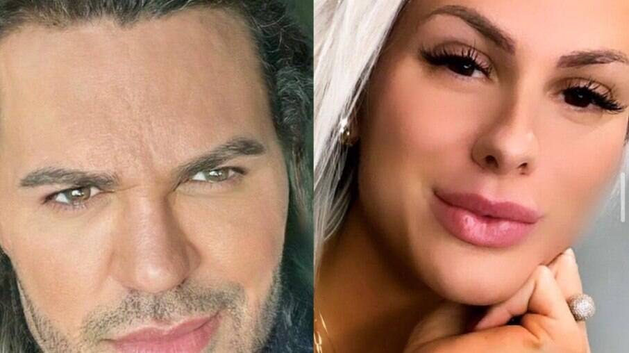 Influencer assume romance com Eduardo Costa