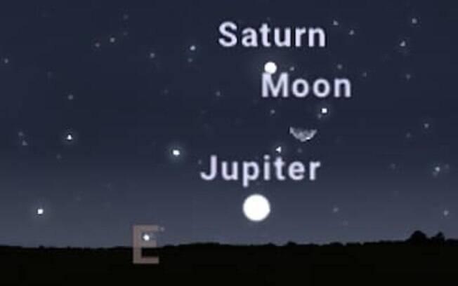 """Calendário astronômico de maio tem """"superlua de sangue"""" e meteoros"""