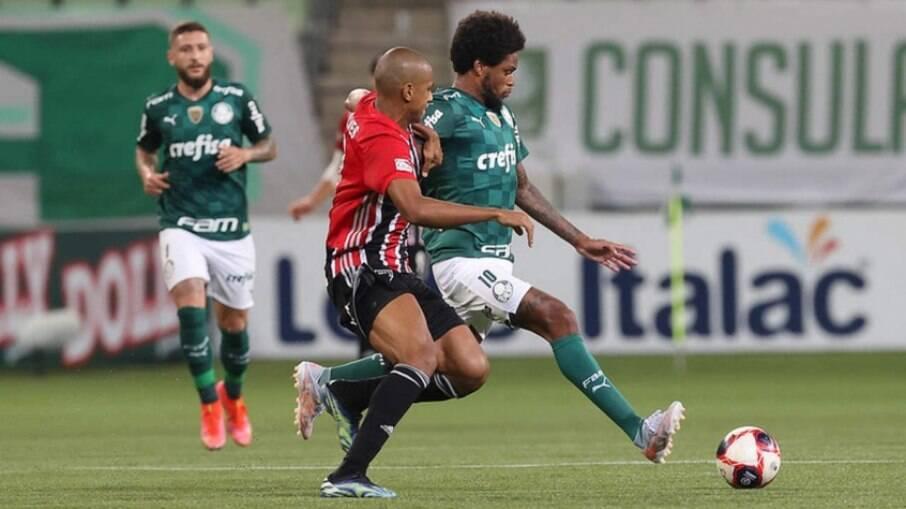 Palmeiras e São Paulo começam a decidir o Paulistão nesta quinta