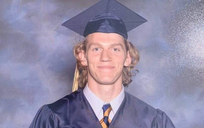 Riley Howell, de 21 anos, jogou o corpo contra o atirador e impediu que a tragédia na Universidade da Carolina do Norte fosse maior