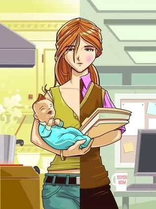 Trabalho sem culpa: crianças se saem melhor quando as mães também trabalham fora