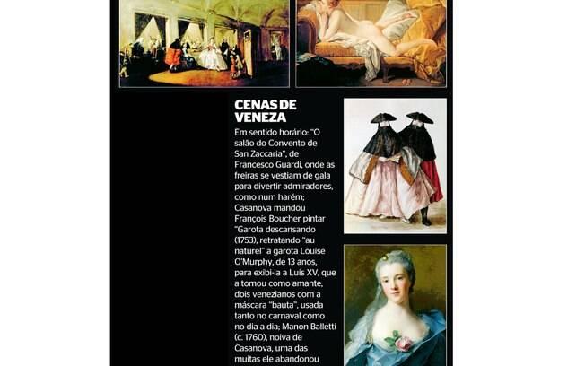 Retrato de Giacomo Casanova em 1760 aos 35 anos, por seu protetor, o pintor Anton Raphael Mengs: gênio sedutor