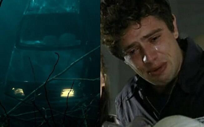 Ana sofre um acidente de carro e fica em coma. Manu conta à Rodrigo que ele é o pai de Júlia (Jesuela Moro)