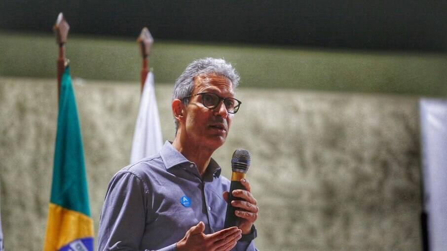 Romeu Zema diz que muita gente vai gastar dinheiro do auxílio emergencial mineiro em bar