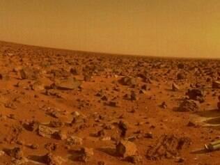 Oceano em Marte era tão extenso quanto o Ártico, afirma a Nasa