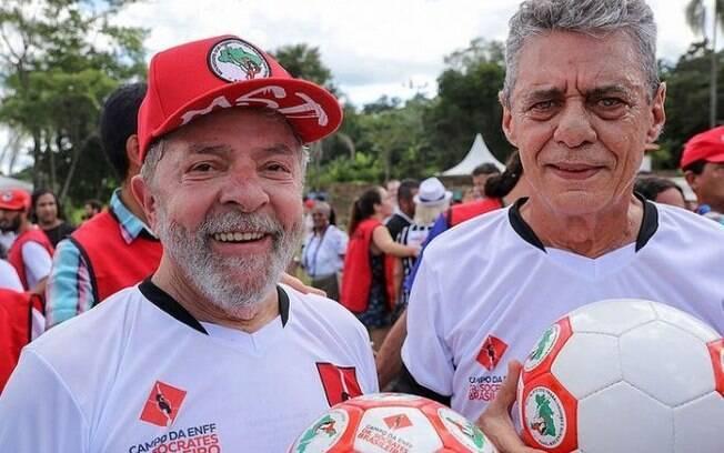 Chico Buarque e Lula